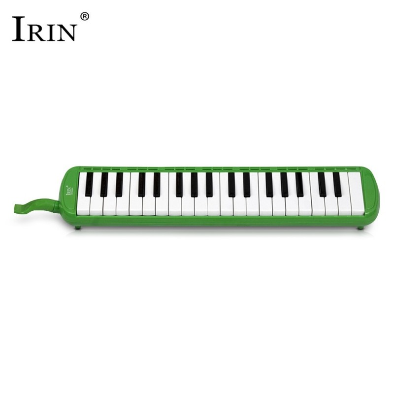IRIN 37-key Mouth Tone Piano Musical Instrument for Students Kids - Clover Green - 5T51297215