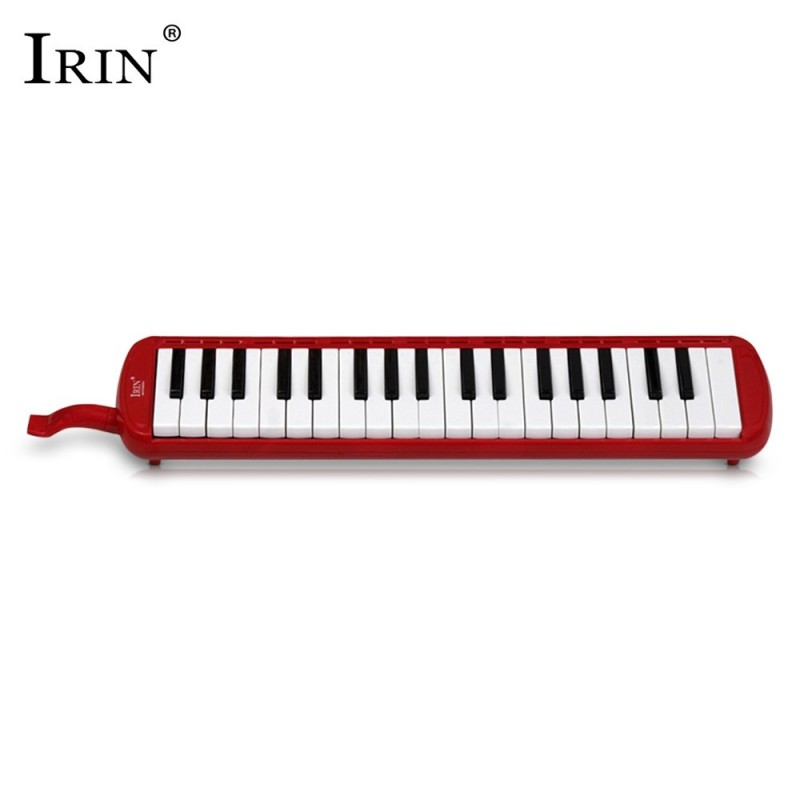 IRIN 37-key Mouth Tone Piano Musical Instrument for Students Kids - Red - 5P51297216
