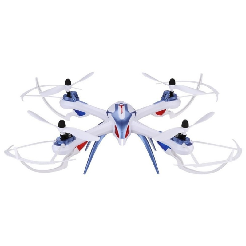RC Drone with Camera Optional Tarantula X6 Wide-angle 5MP HD 1080P 4CH RC Quadcopter RTF 2.4GHz 6-axis Hyper IOC Toys - Blue