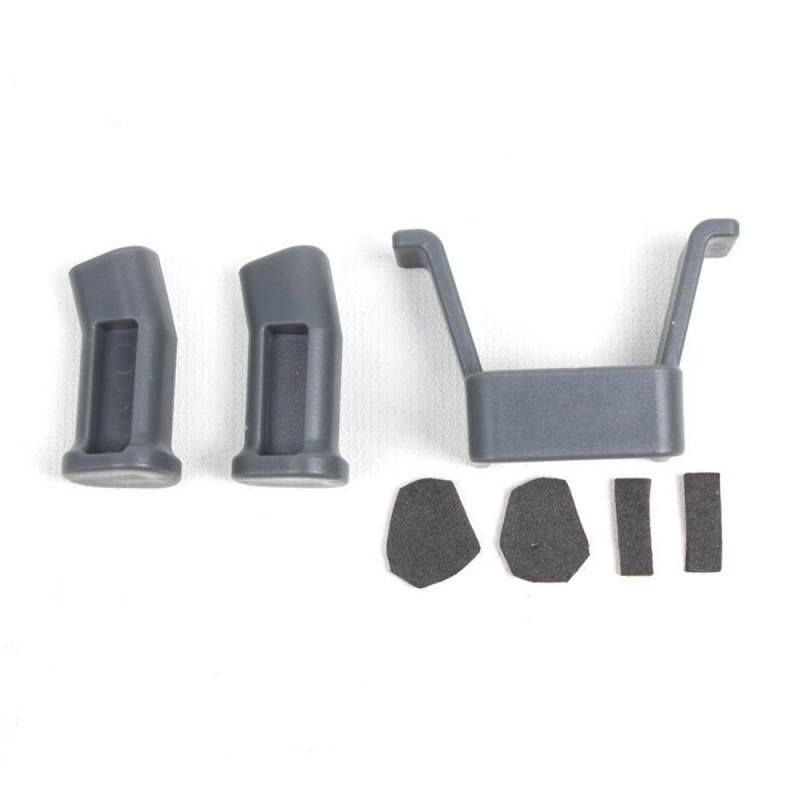 Landing Gear Stabilizers Extender Leg for DJI Mavic pro Platinum - Black - 3B55183912