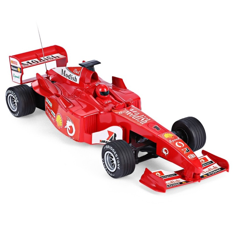 F1 1 : 18 Formula Racing Car Vehicle Remote Control - Red - 3W32043512
