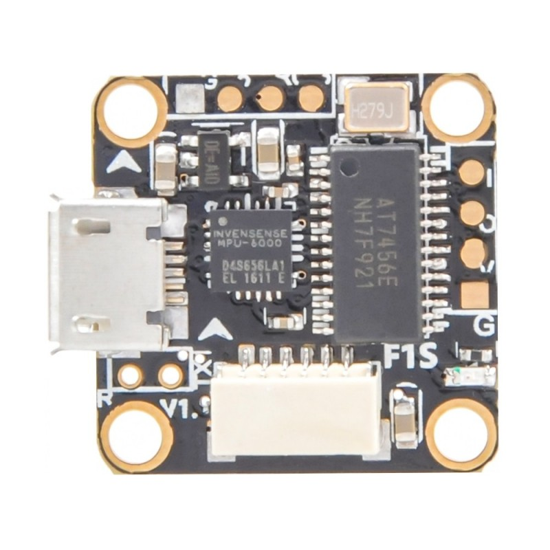 FULL SPEED Teeny 1S F3 Flight Controller for Bat - 100 / BeeBee - 66 RC Drone - Black - 3051225712