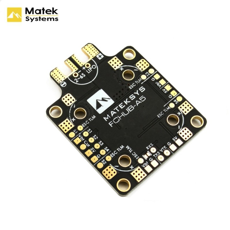 Matek Systems FCHUB - A5 Current Sensor for RC Drone FPV - Black - 3I60419612