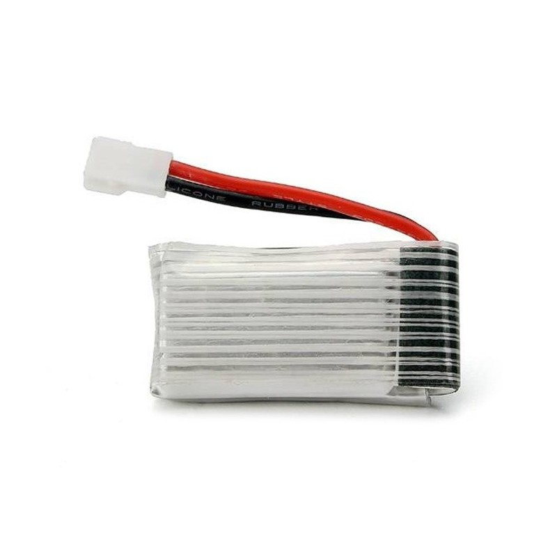 Extra Spare 3.7V 150mAh Battery for JJRC H8 Mini RC Quadcopter - White - 2U62001012