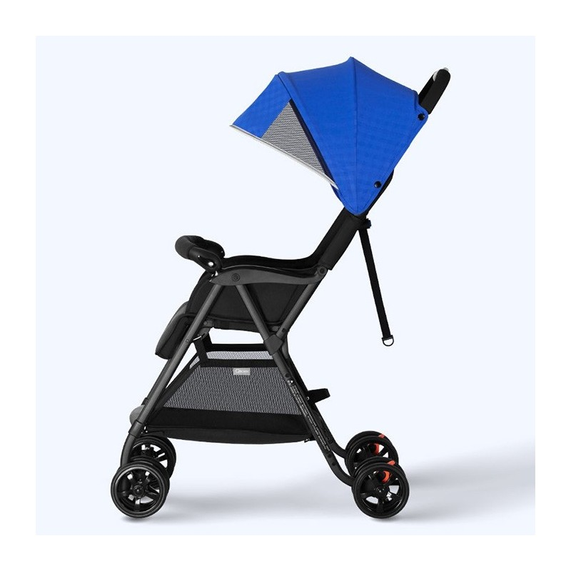 MIBABE TQ02OS Lightweight Folding Stroller from Xiaomi youpin - Dodger Blue - 5D56994313