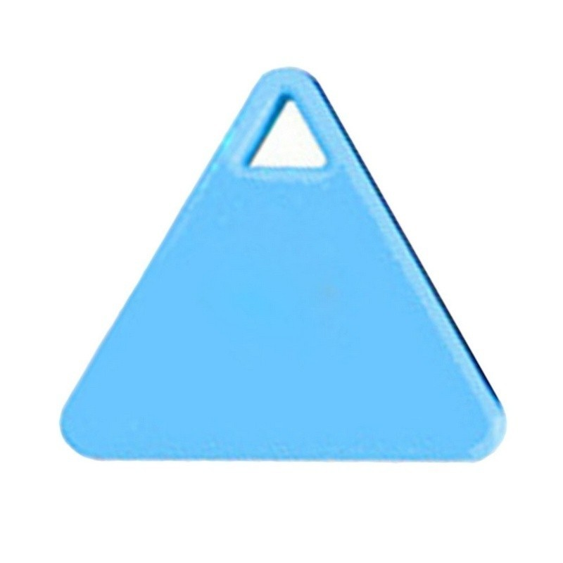 Wireless Bluetooth Anti-lost Anti-Theft Alarm Device Tracker GPS Locator Key/Dog/Cat/Kids/Wallets Finder - Blue - 3S68078715