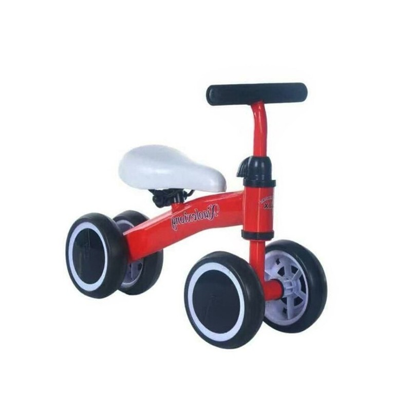 Trendy Comfortable Slide Balance Car for Baby - Chilli Pepper - 3094183214
