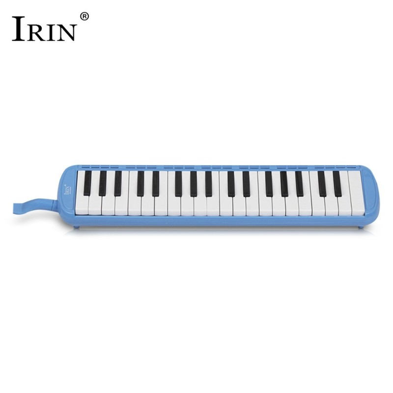 IRIN 37-key Mouth Tone Piano Musical Instrument for Students Kids - Blue - 5Y51297213