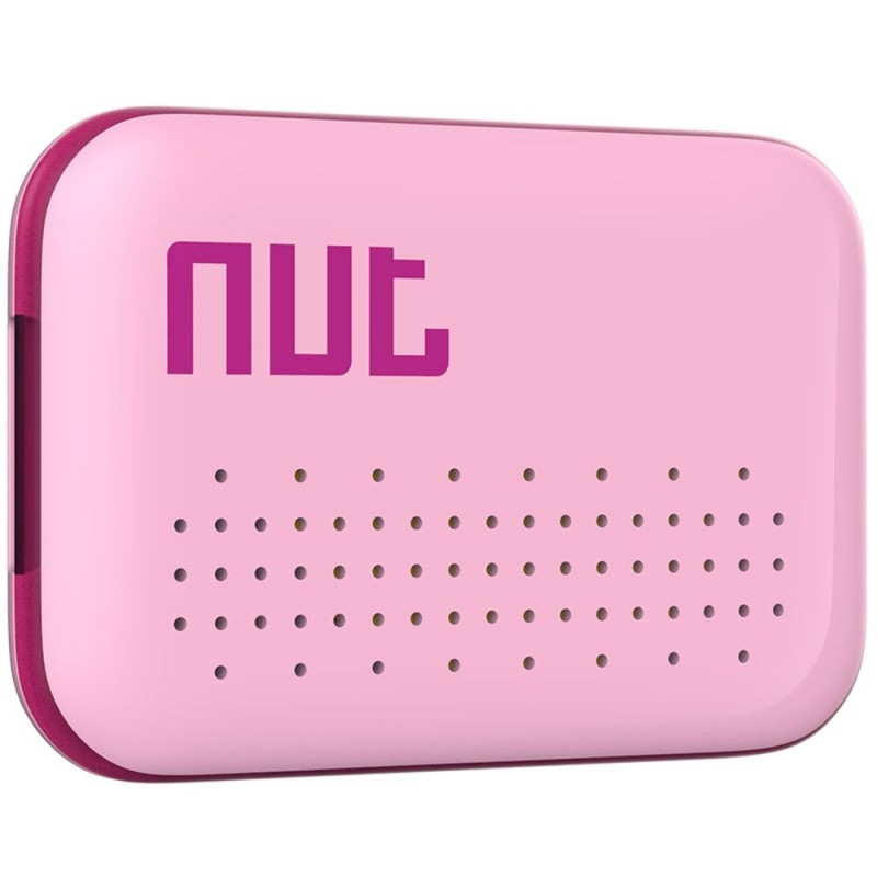 Nut Mini F6 Wireless Bluetooth 4.0 Tracker Smart Key Finder - Pink - 3G68866214