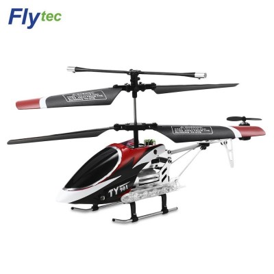 Flytec TY901 3.5-channel Infrared Remote Control Helicopter - Red - 3348999912