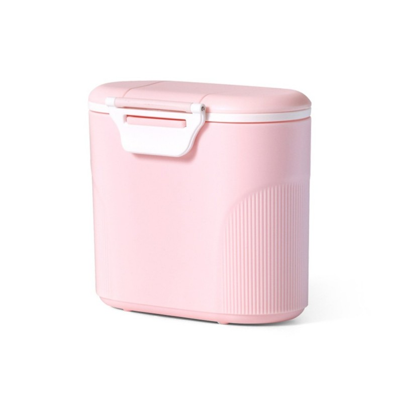 Multifunction Travel Baby Portable Milk Powder Box - Pink - 4W10719012