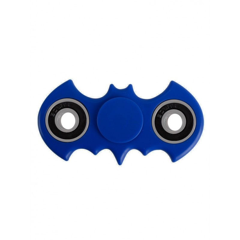 Focus Toy Bat Shaped Rotating Finger Gyro - Blue - 3223689813