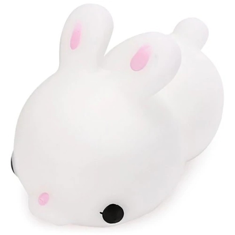 Squeeze The Bunny Stress Relief Toy - Milk White - 4F89245712