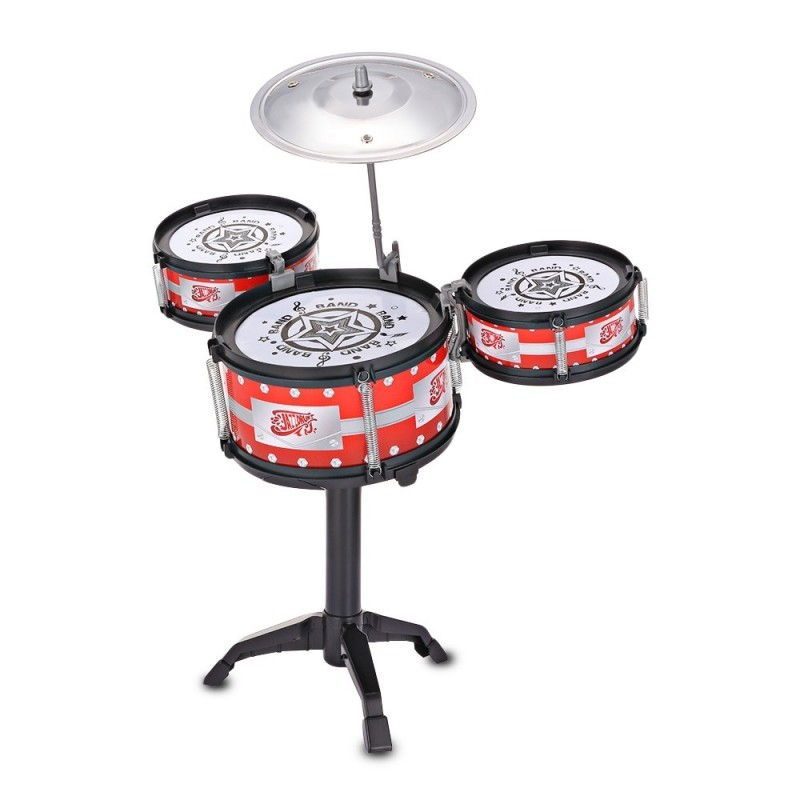 Children Educational Toys Mini Simulation PVC Drums - Multi - 3T73160112