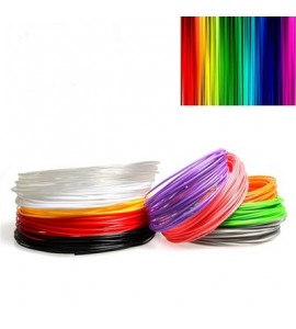 Sunlu 20 Colors 1.75mm ABS Filament 10m / Bag Printing Supplies for 3D Drawing / Printing Pen - Colormix - 2737329312