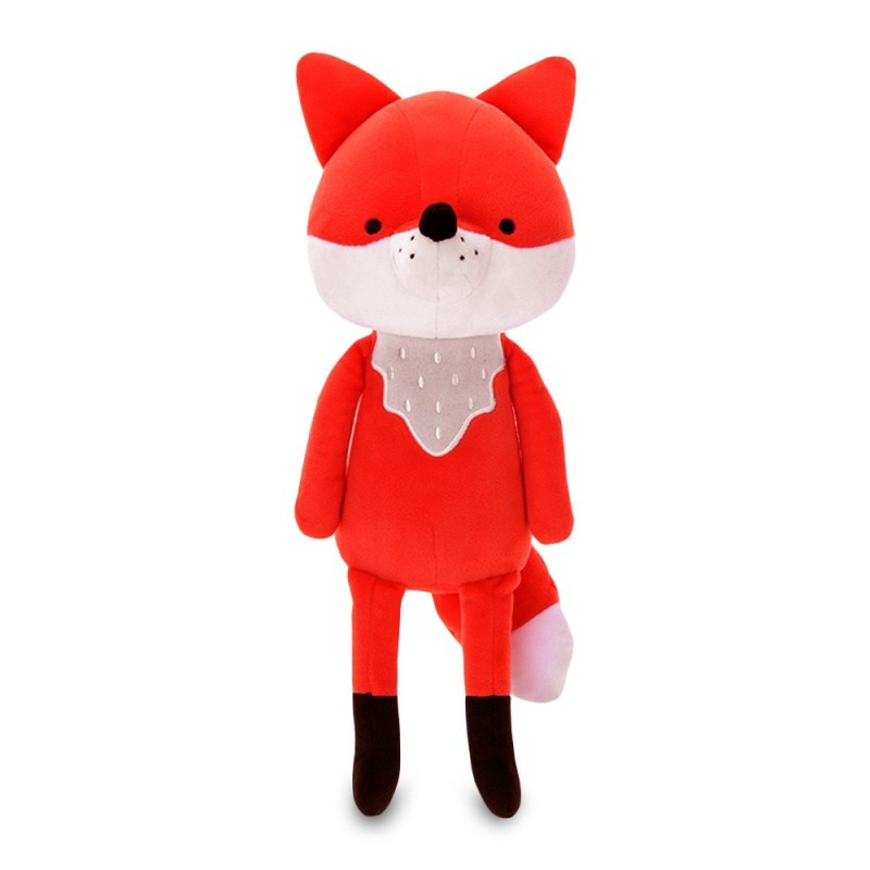 Cute Plush Toy Stuffed Animals Doll Children Birthday Gift - Orange - 4J82417412