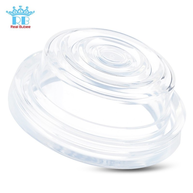 RealBubee Breast Pump Accessories Cylinder for Baby Feeding - Transparent - 3H33445912