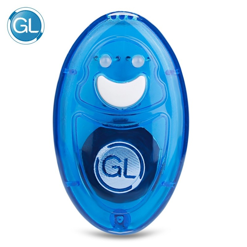 GL GLQ-3/4 Mosquito Killer Electronic Ultrasonic Pest Repeller - Blue - 3D40236012