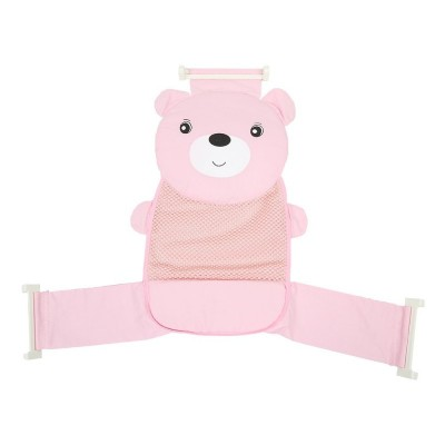 Baby Bath Tub Net Support Bed T-shaped Bathtub Lying Seat - Light Pink - 3D81809115