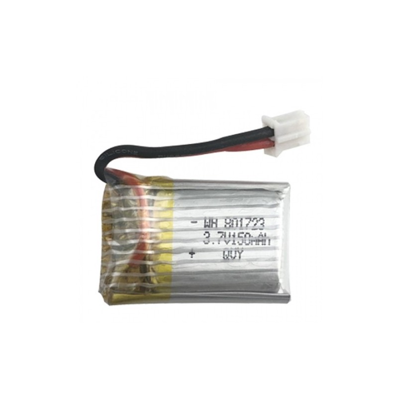 Original 3.7V 150mAh 20C Li-ion Battery for F36 / JJRC H36 Mini RC Quadcopter - White - 3B17530012