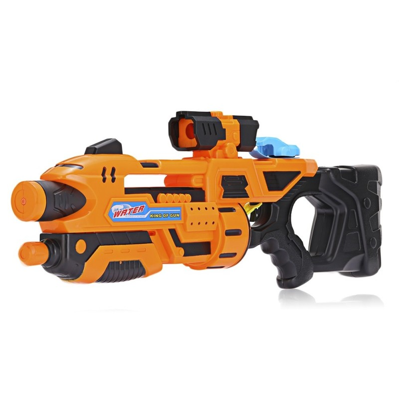 YJ8188 - 1 Children Large Size High-pressure Water Gun Toys - Papaya Orange - 3D73171213