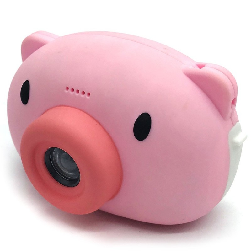 JJRC C11 Children Cartoon Pig Camera - Pink - 5L56657512