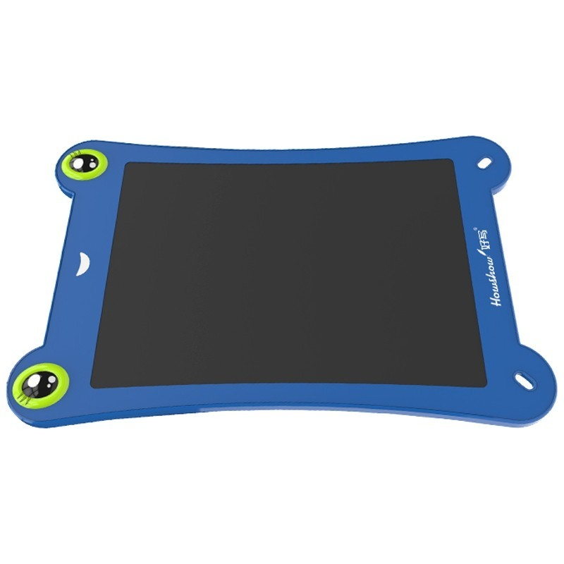 8.5 inch LCD Writing Tablet Digital Handwriting Drawing Board Frog Shape with Stylus Pen - Blue - 5755976013