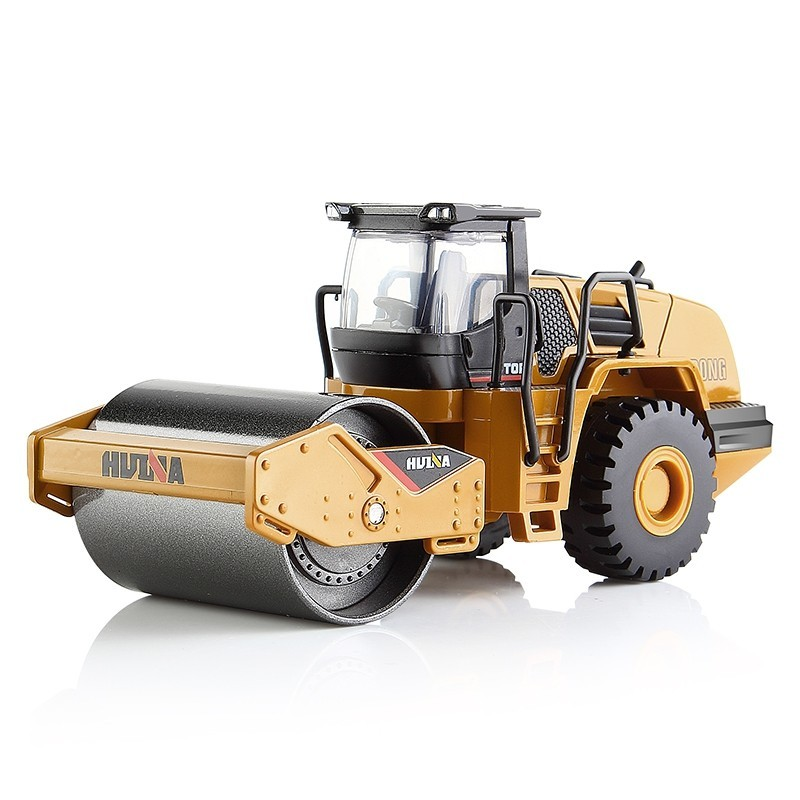 1:50 Alloy Excavator Engineering Metal Die Casting Car Truck Funny Gift - Yellow - 3972504612