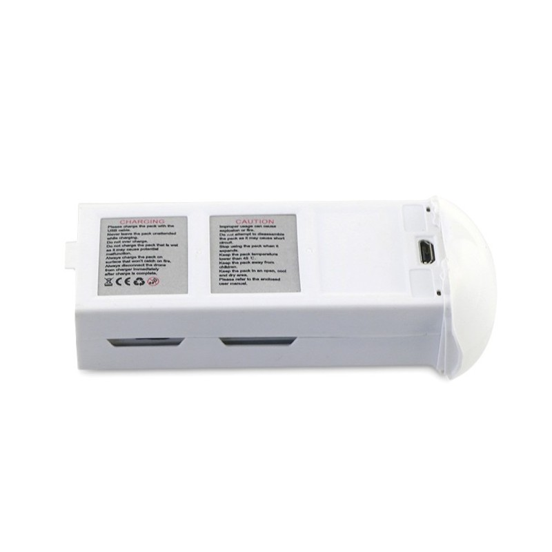 Original JJRC X3 - 07 7.4V 2000mAh LiPo Battery for JJPRO X3 RC Drone - White - 3H55770212