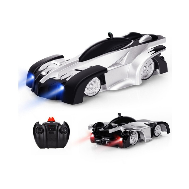 Intelligent Remote Control Wall Climbing Drift Electric Car Model Toy - Black - 4Z73842712