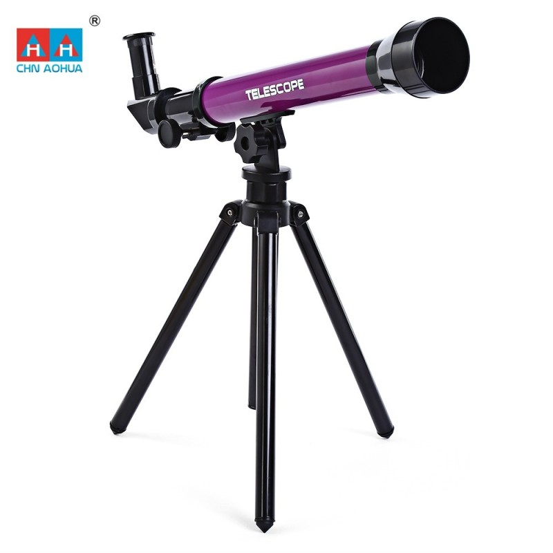 CHN AOHUA 3341 Child Science Education Astronomy Telescope Toy - Colormix - 3A38160412