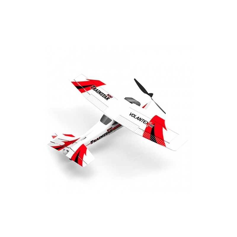Volantexrc 761 - 1 2.4G 3CH RC Training Aircraft Toy with 6-axis Gyroscope - White - 3H83964812