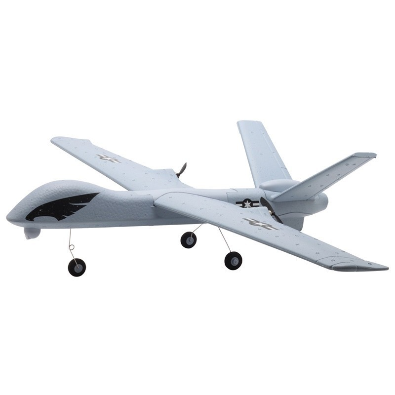 Z51 660mm Wingspan 2.4G 2CH EPP DIY Glider RC Airplane RTF Built-in Gyro - Light Slate Gray - 3N96595812