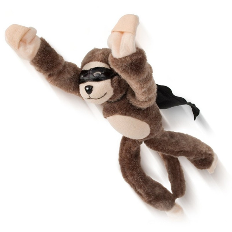 Slingshot Flying Screaming Monkey - Gray - 3O54951012