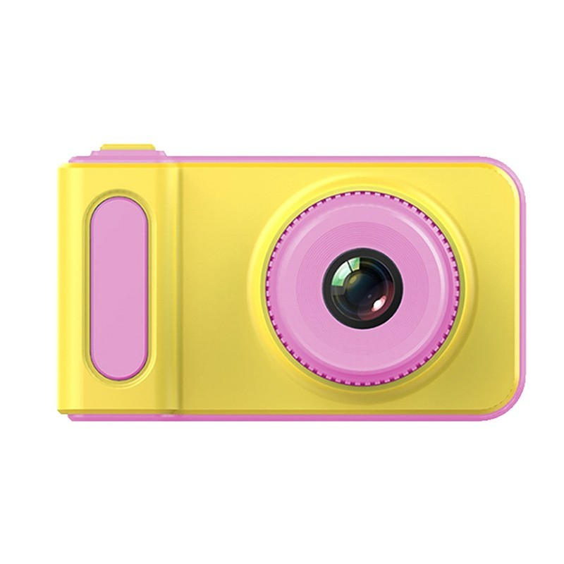 Children's Small SLR Digital Sports Camera - Pink - 5T53433513
