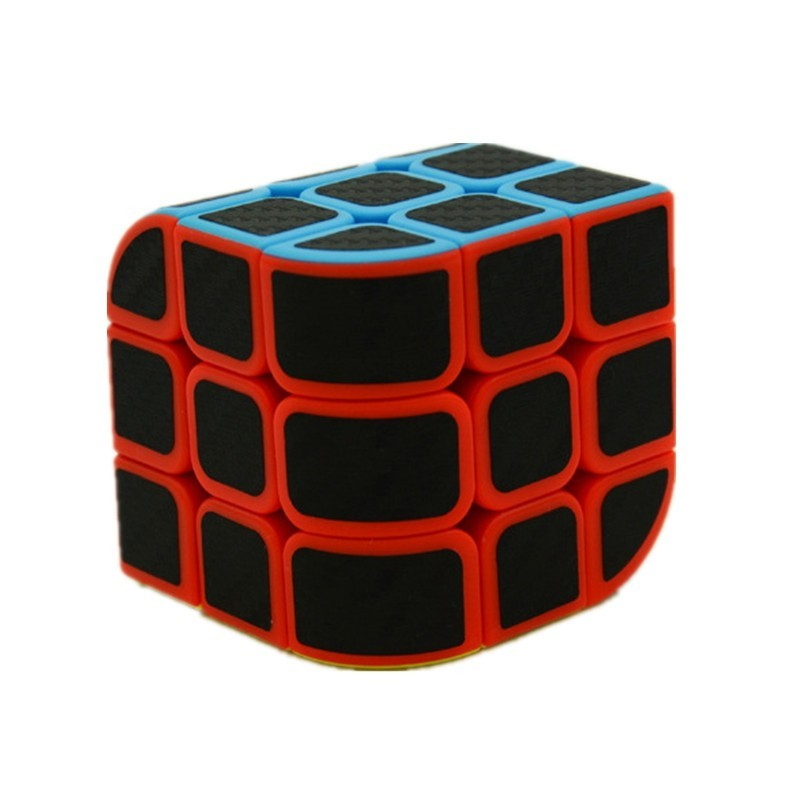 Carbon Fiber Order Magic Cube - Multi - 3383073312